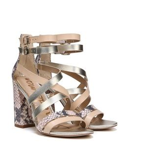 Sam Edelman Yema Block Heel Sandals ✨